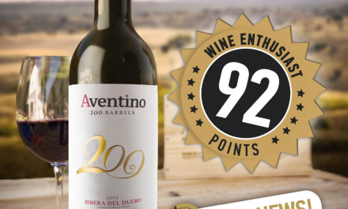 92 points to Aventino 200 Barrels